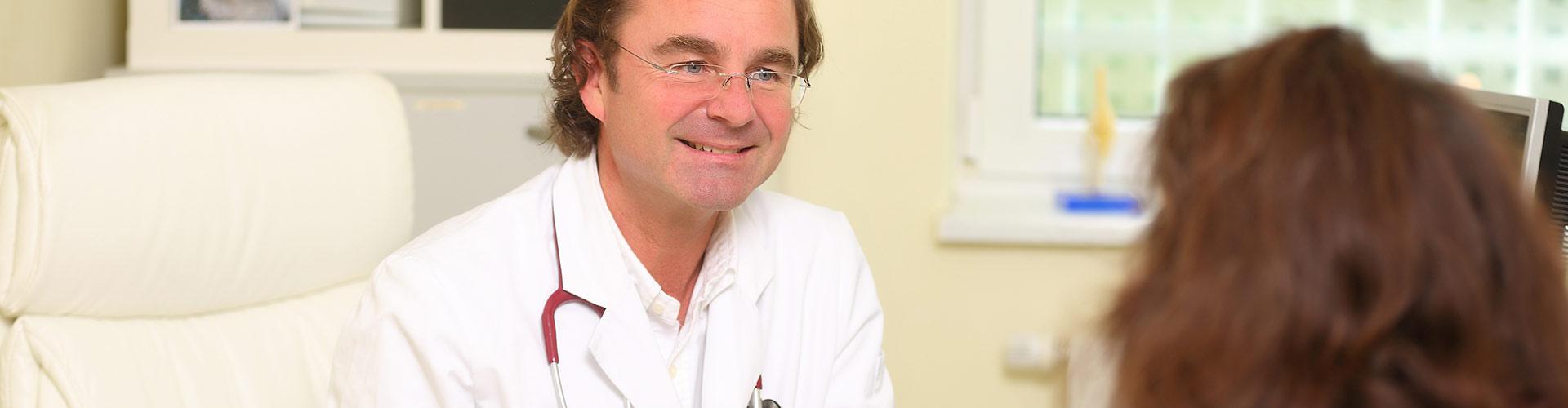 Dr. Krukenberg Sprechzimmer