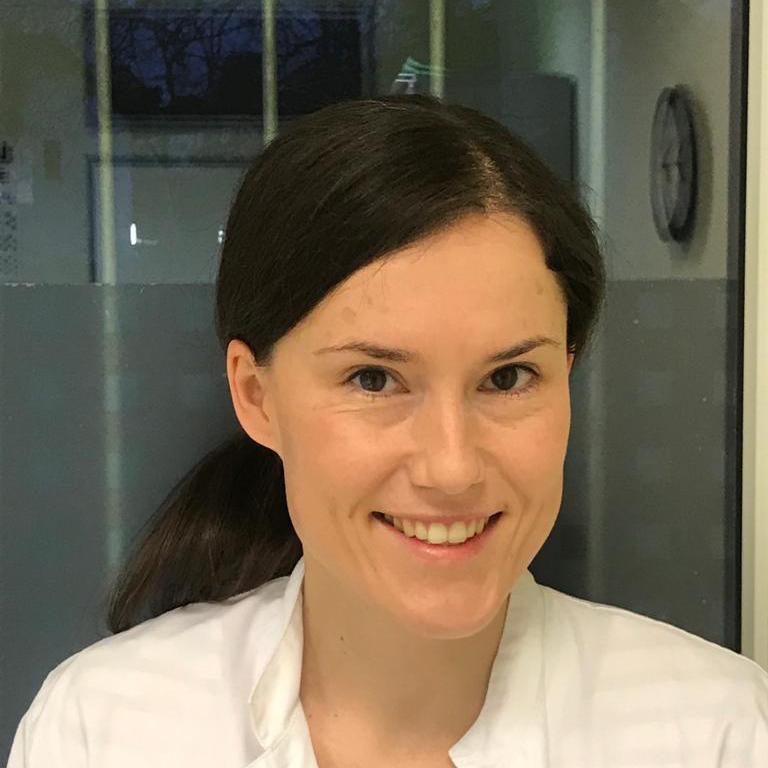 Ärztin Kati Pecher